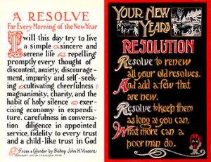 350px-Postcards2CardsNewYearsResolution1915